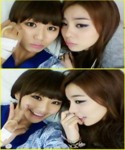 Ailee and Hyorin