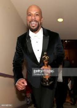 Common rapper menang oscar