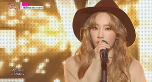 Review single i Taeyeon