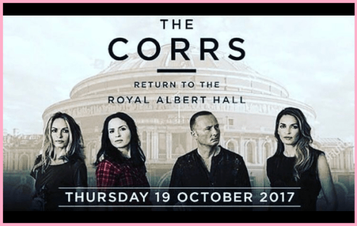 konser the corrs 2017, the corrs concert 2017, the corrs albert hall, the corrs 2017, lagu terbaru the corrs, album terbaru the corrs, the corrs jupiter calling, kabar the corrs sekarang,