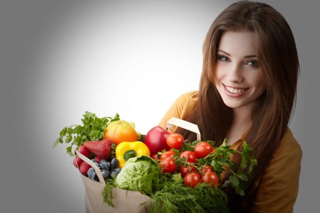 Alimentation et nourriture - Quoi manger pour être et rester belle