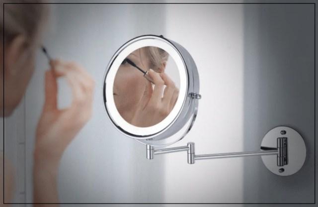 choisir meilleur miroir grossissant lumineux