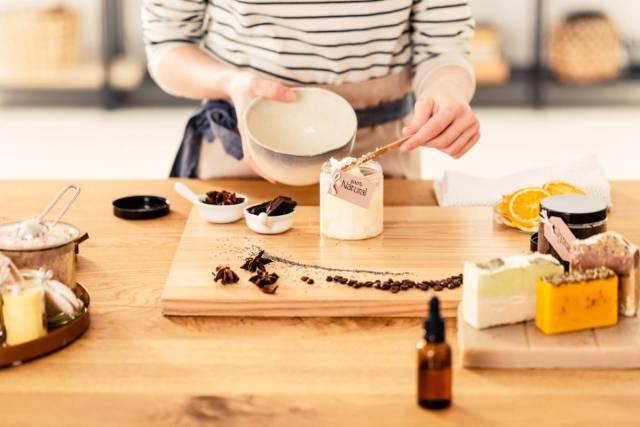 Les fruits dans les cosmétiques -marketing ou vrais ingrédients
