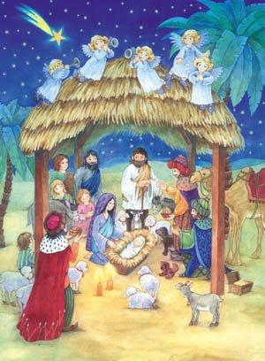Spedisci Una Cartolina Di Buone Feste Per Natale