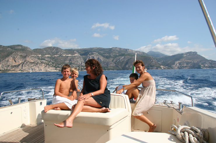 Rose Island Lobster Yacht Lobsteryachts Photogallery