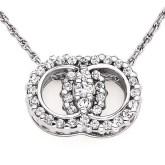 Ostbye Diamond Pendant