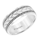 Fredrick Goldman Men's Wedding Band