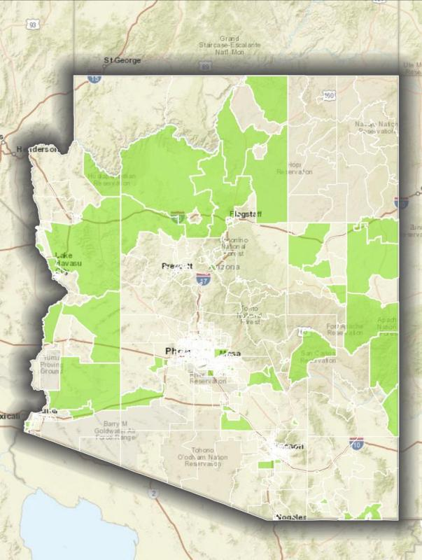 phoenix west valley map West Valley Leaders Pitch Opportunity To Real Estate Developers phoenix west valley map