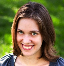 Theresa Romain author photo