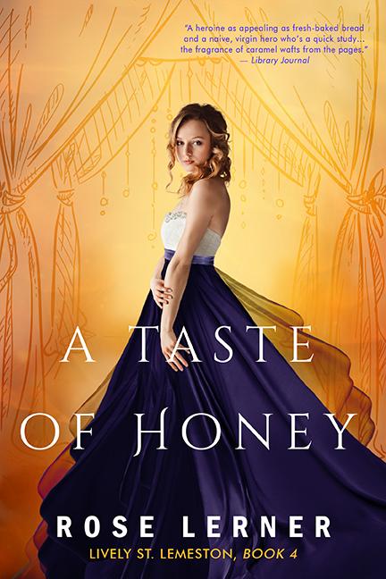A Taste of Honey cover