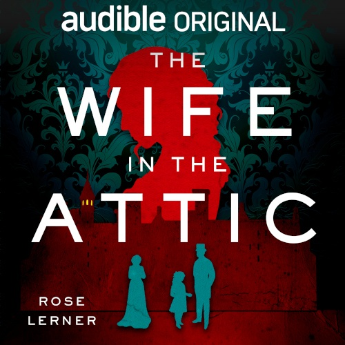 the wife in the attic audiobook cover