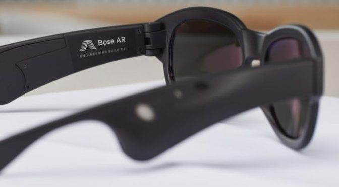 Bose AR, Audio Augmented Reality – Use Cases