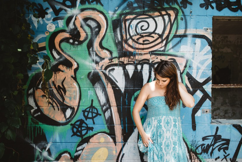 Rosemary & Time | Wardrobe Confidential 13 Blue Dress-5