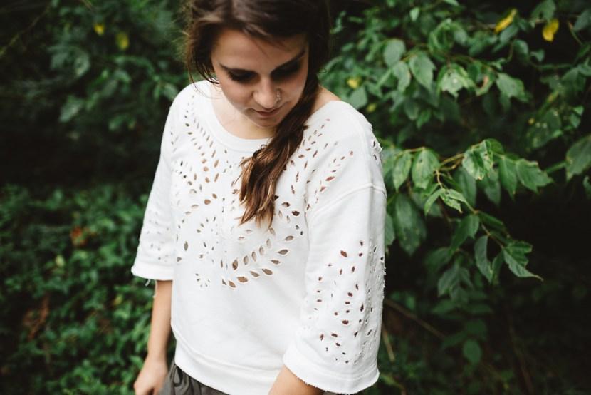 Rosemary & Time   Wardrobe Confidential 14 White Sweatshirt-8