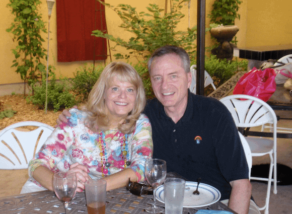 Rosemary and Steve
