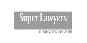 Super Lawyers Rising Stars 2015