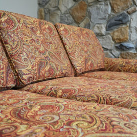 Paisley Sofa