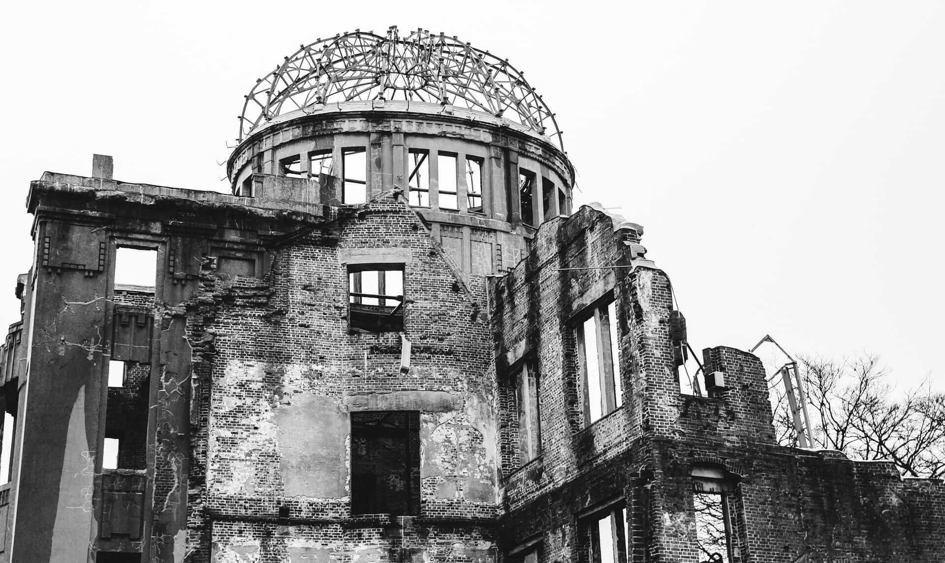 Memorial de la paz, Hiroshima.