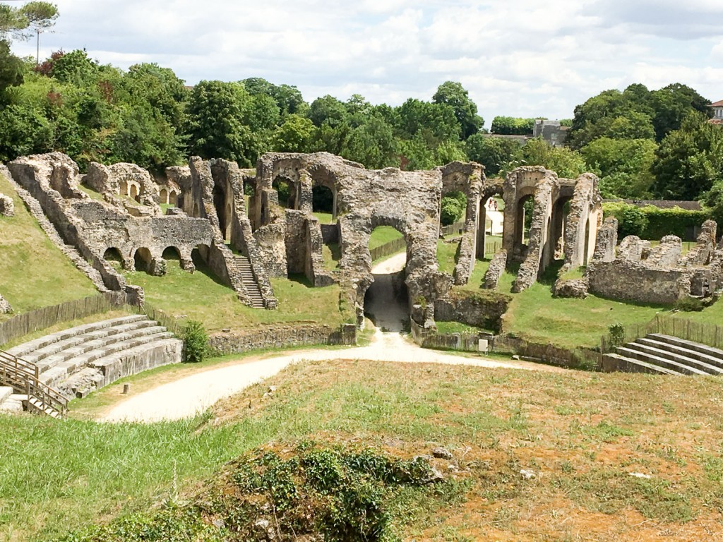 amphitheater_France_Saintes