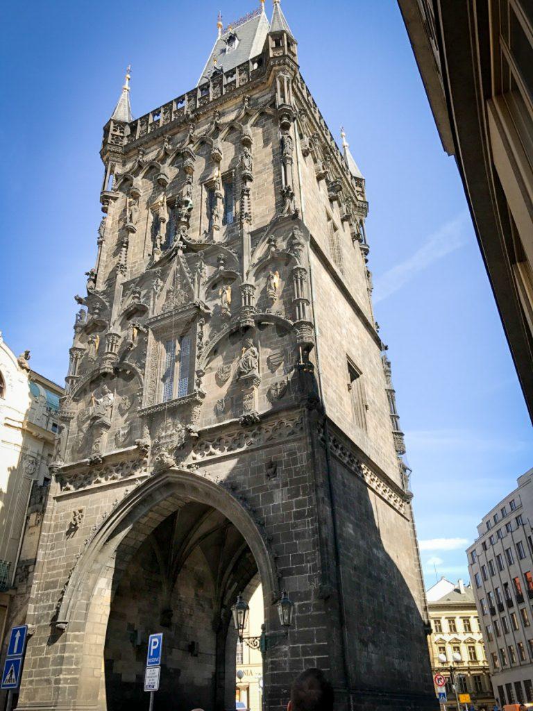 city_center_powder_tower_Prague
