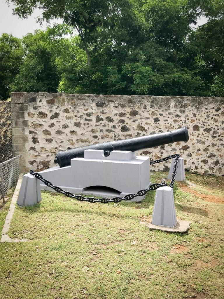 musée_Fort_Napoleon_Guadeloupe_Saintes