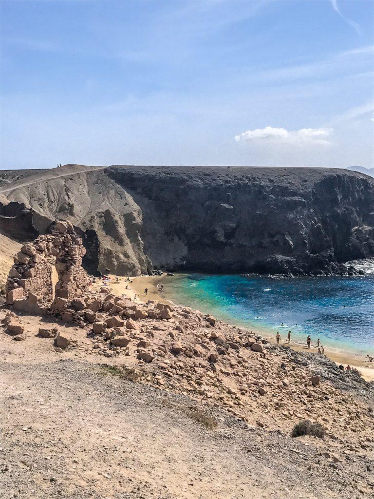Papagayo_beach_Lanzarote_rosesinparis