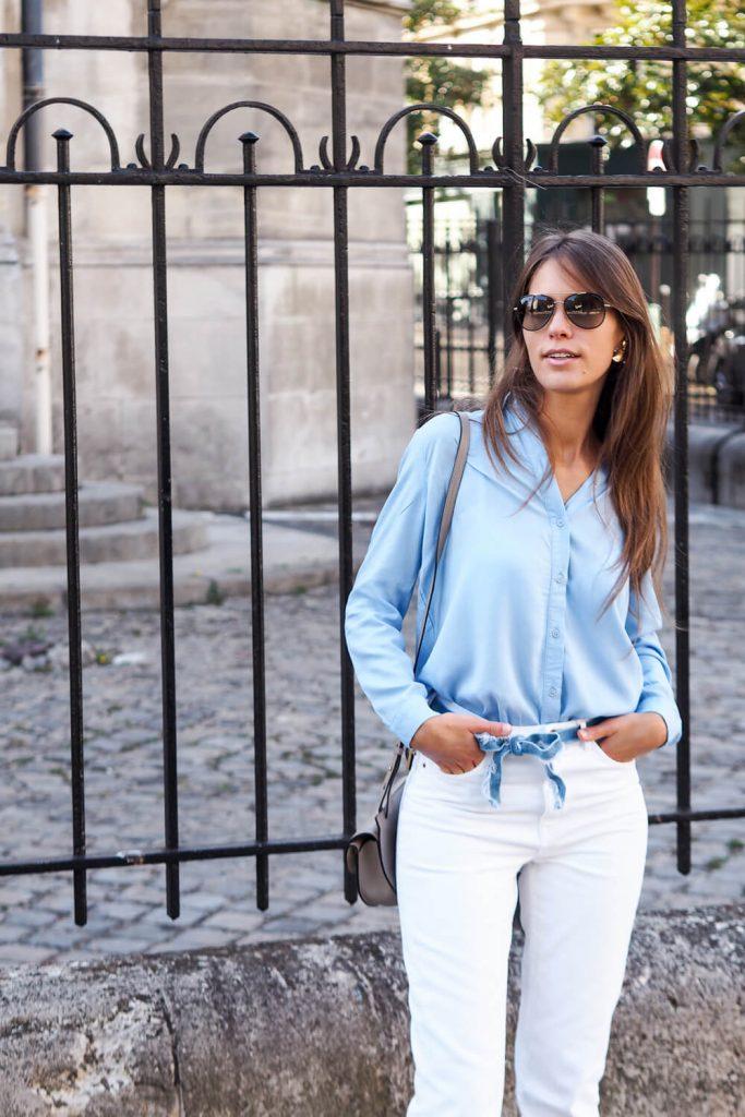 Paris-In-October-Plue-H&m-shirt