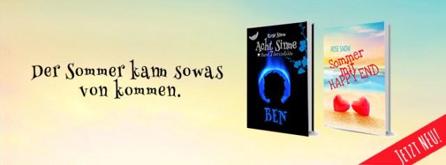 Newsletter Banner mit Ben klein