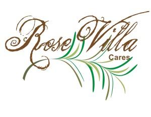 Rose Villa Cares Logo