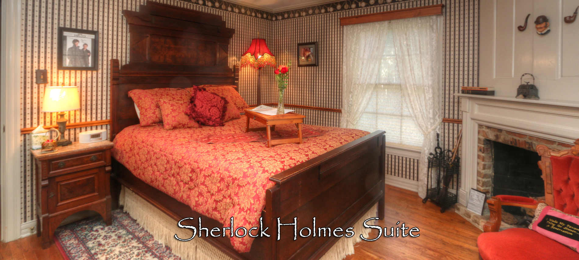 our bed breakfast accommodations in tyler texas