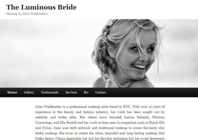 The Luminous Bride