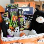 Halloween Treat Basket Ideas Roseyhome