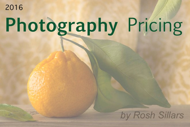 Photography Pricing