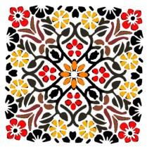 pattern 1 | color study