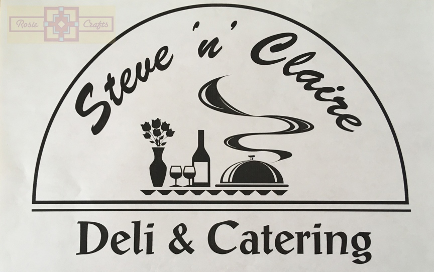 Rosie Crafts Deli and Catering Logo Concept
