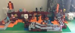 Rosie Crafts Minecraft Lego World 2 Creation