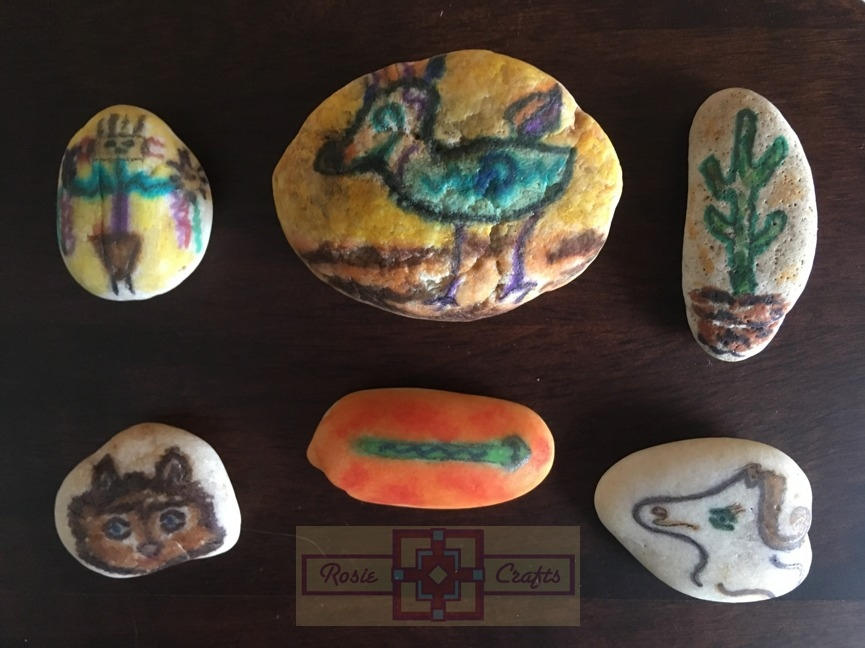 Artisan Tribes Tribal Rock Art