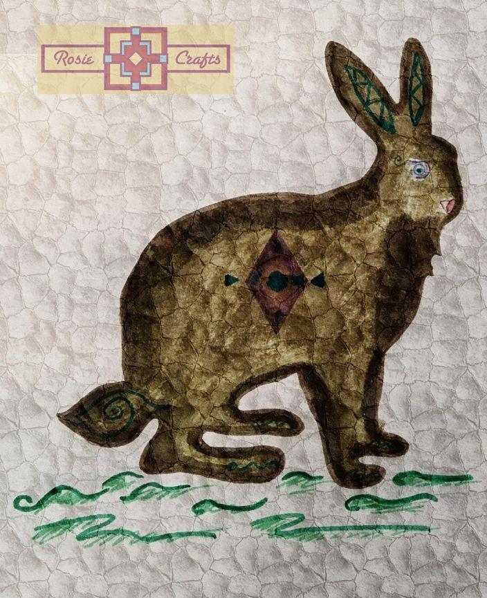 Artisan Tribes Spirit Rabbit