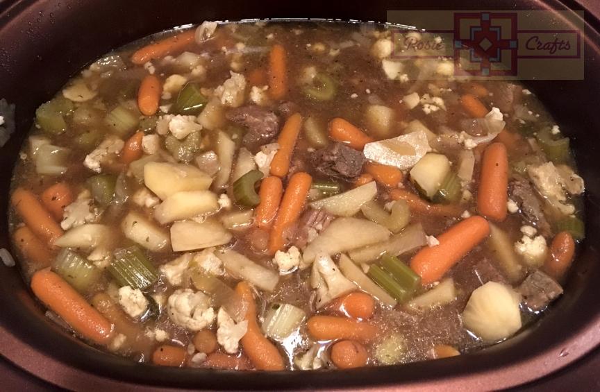 Rosie Crafts Beef Stew