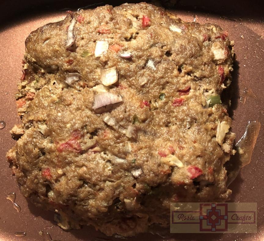 Rosie Crafts Meatloaf