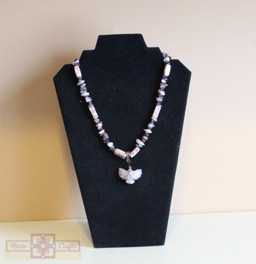Artisan Tribes Falcon Bird Necklace