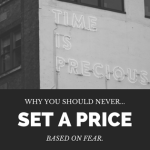 pricing based on fear