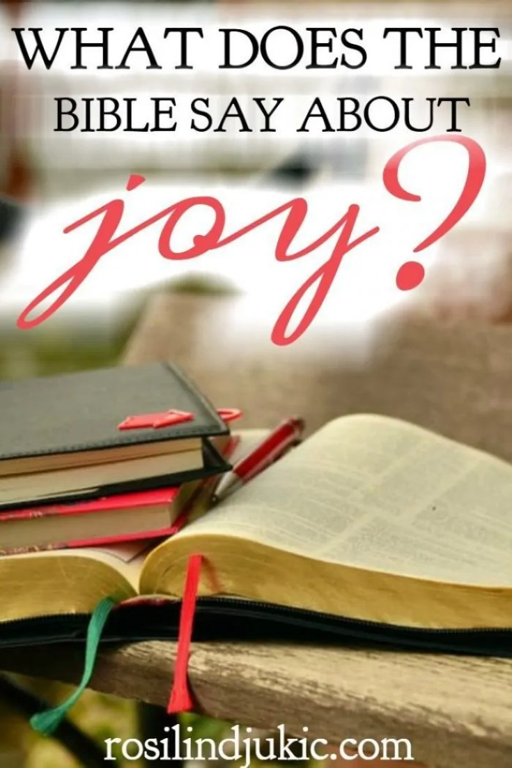 Christians should be the most joyful people on the planet, and yet many still live in their past hurt and pain. Here are 4 things the Bible says about joy.