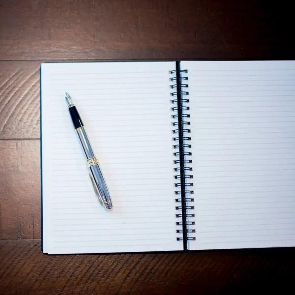War Room Journal Prayer Prompts