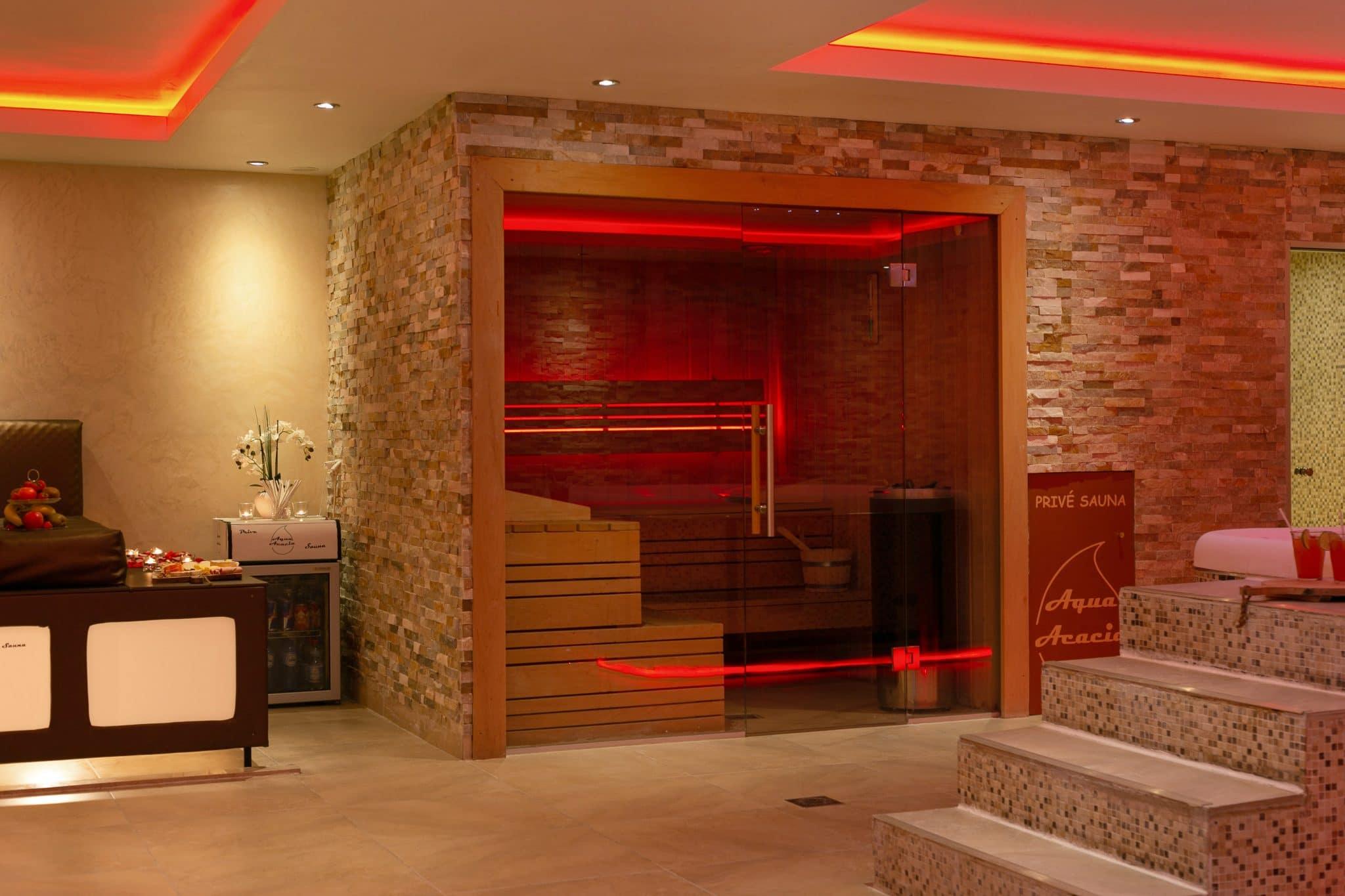 Prive Sauna Aqua Acacia Den Haag