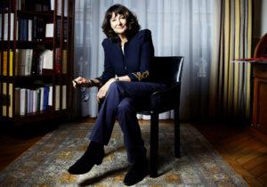 Sylviane Agacinski est une philosophe française, née le 4 mai 1945 à Nades (Allier)