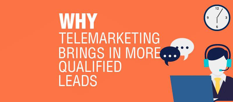 Top 8 Tricks To An Effective Telemarketing For Lead Generation