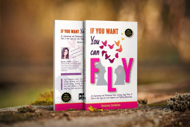 #mustread single parent book If You Want You Can Fly by Rossana Condoleo