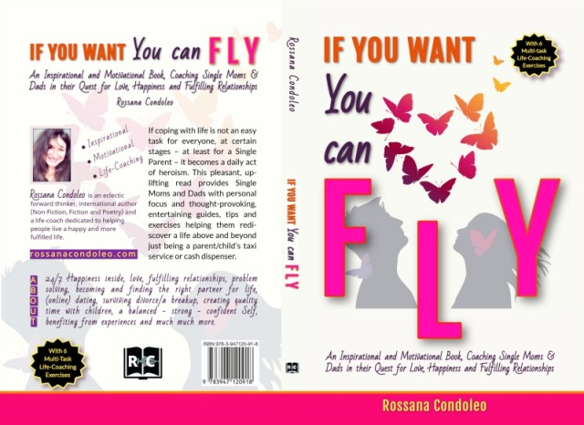 If you want you can fly, by Rossana Condoleo