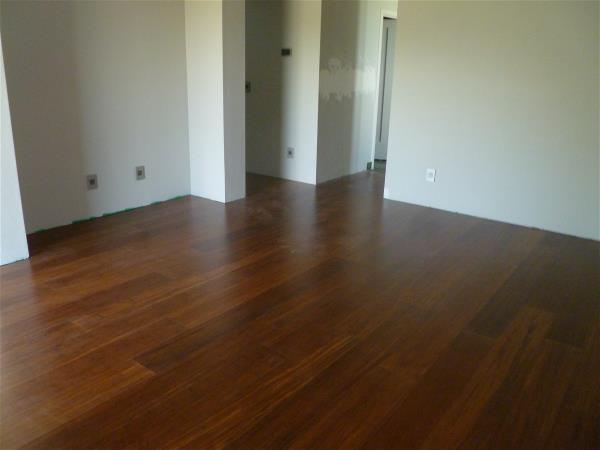 Master bedroom floor